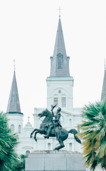 Viviana's Guide to New Orleans