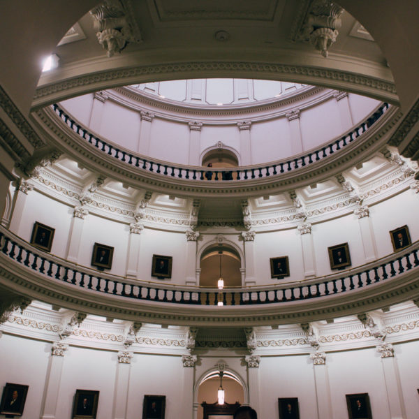 Snapshots From Texas State Capitol