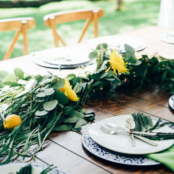 A Lemon Goodbye